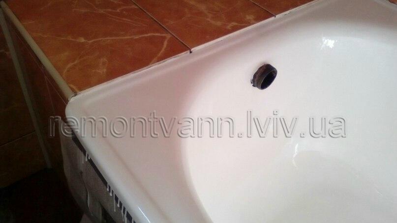 Ремкомплект для чавунної ванни купити7